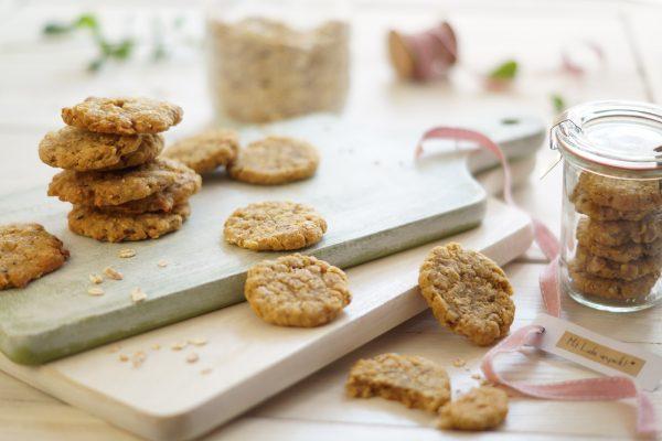 Müsli-Cookies